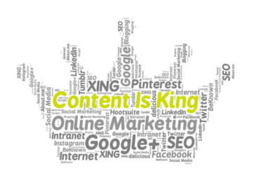 Curso online de Marketing de contenidos