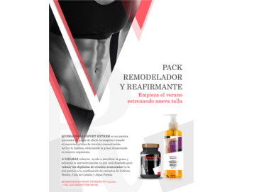 Pack quemagrasas y reductor