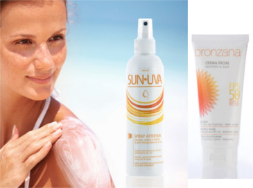 After Sun con Pulverizador Sun Uva