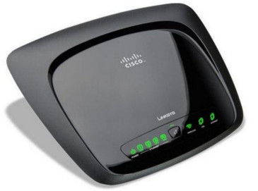 Router Inalámbrico Linksys WAG120N-EZ