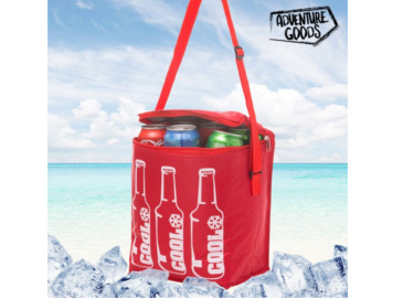 Bolsa nevera Bottle Adventure Goods