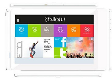 Tablet Billow 10 pulgadas Quad Core HD IPS 8 GB