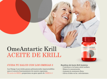 Ome Antartic Krill