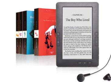 eBook 4GB 7'' TFT + Funda