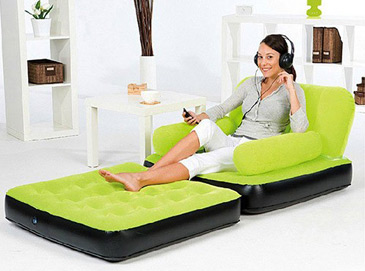 Sill�n Hinchable Extensible