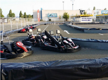 Karting Indoor Vitoria (C.C. Gorbeia)