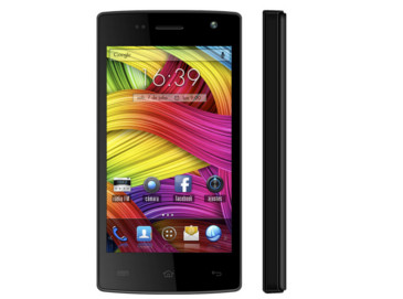 Smartphone Primux Delta 4 Quad 4 4Gb 1Gb 8Mp