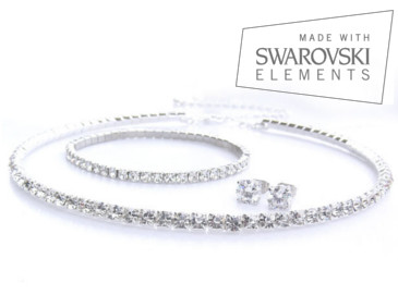 Conjunto Swarovski Elements