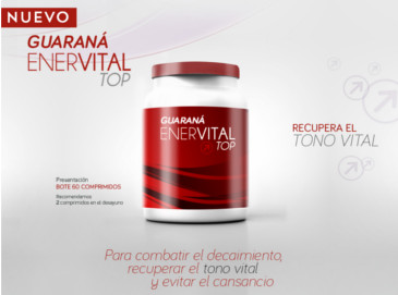 Guaraná Enervital Top