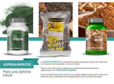 Pack Super Alimentos