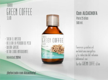 Turbo Green Coffe Slim
