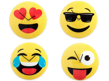 Reloj de Pared Emoticono